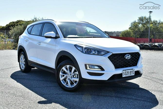 New Used Hyundai Tucson White Cars For Sale In Adelaide South