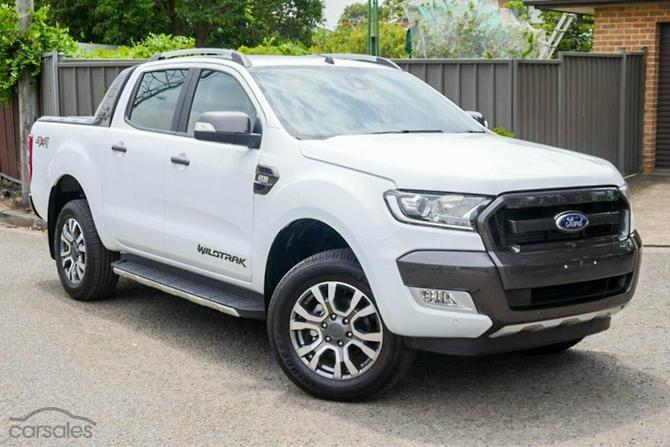 New Used Ford Ranger Wildtrak Cars For Sale In Australia