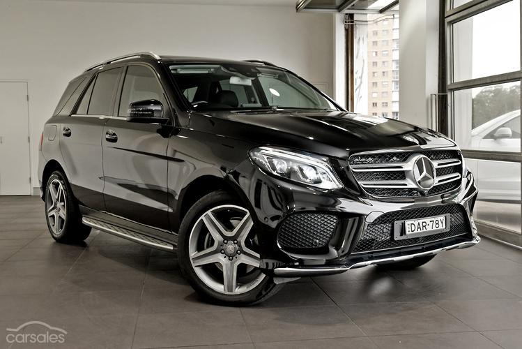 2015 Mercedes Benz GLE350 D Auto 4MATIC