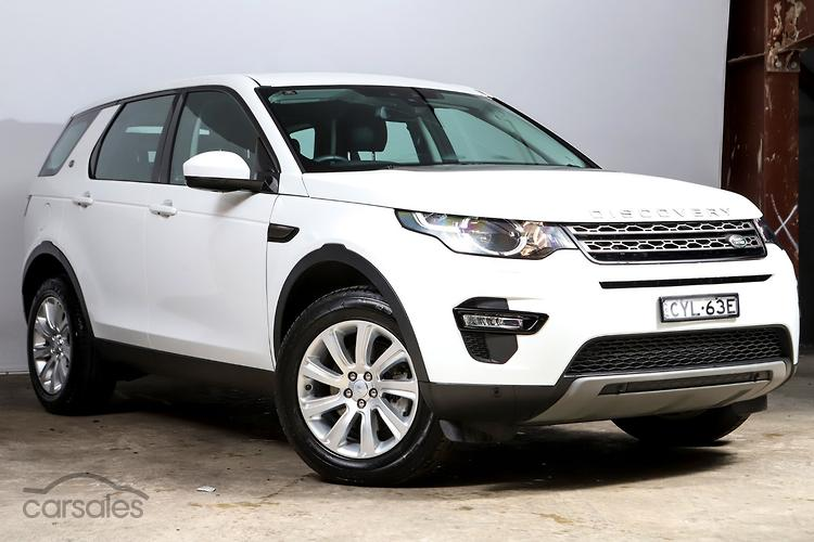 New Used Land Rover Discovery Sport Cars For Sale In Australia