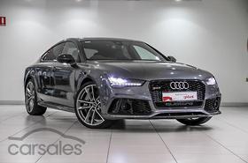 2016 Audi Rs7 Performance Auto Quattro My16