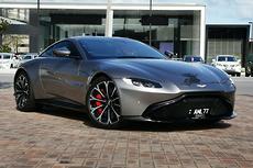 New Used Aston Martin Vantage Cars For Sale In Australia