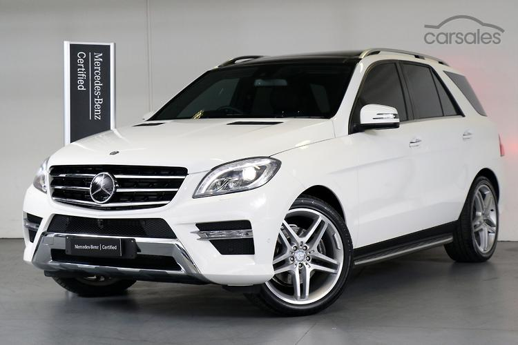 Mercedes cars australia