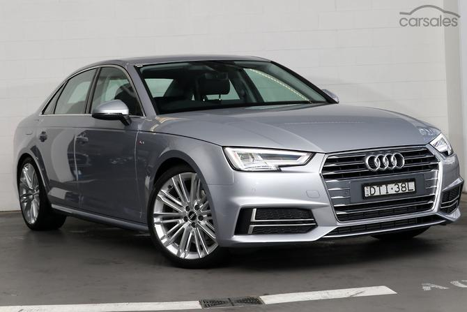 New Used Audi A Cars For Sale In Australia Carsalescomau - Audi car a4