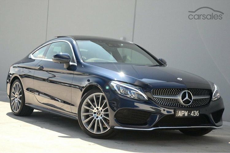 New Used Mercedes Benz C200 2 Doors Cars For Sale In Australia