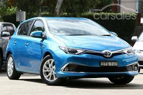 2017 Toyota Corolla Hybrid Auto