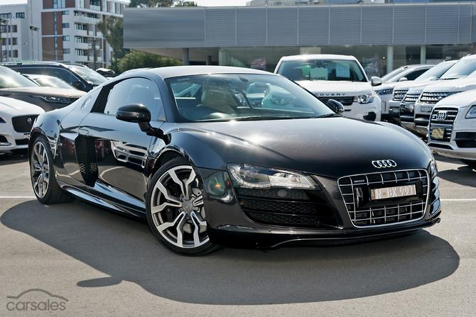 New Used Audi R Cars For Sale In Sydney North New South Wales - Audi r8 used
