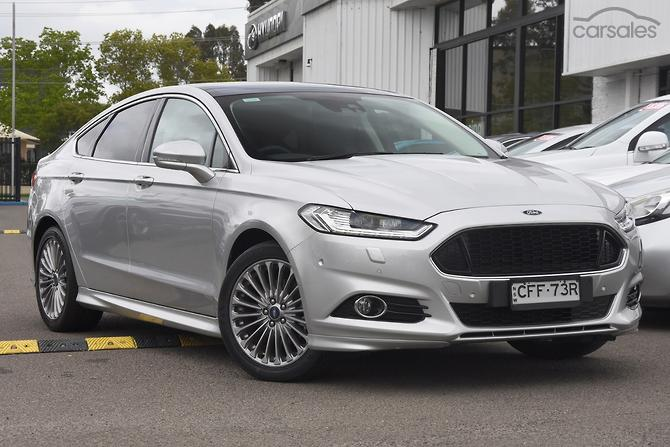 New Used Ford Mondeo Silver Cars For Sale In Australia Carsales