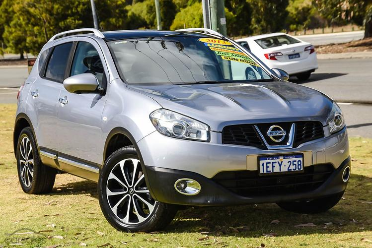 Nissan dualis for sale sydney