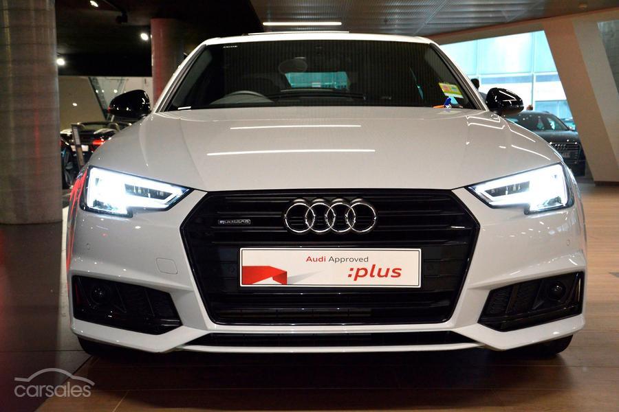2017 Audi A4 Black Edition Auto Quattro My18 Oag Ad 16456613