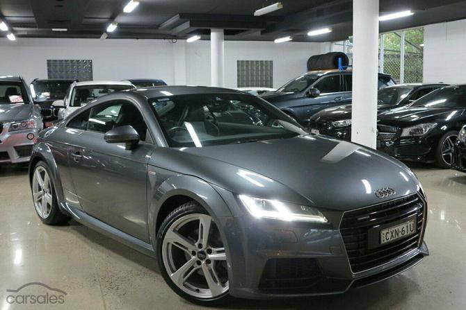 New Used Audi Tt Cars For Sale In Australia Carsales Com Au