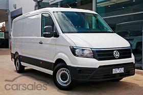 dd73e34e2c New   Used Volkswagen Crafter cars for sale in Victoria - carsales ...