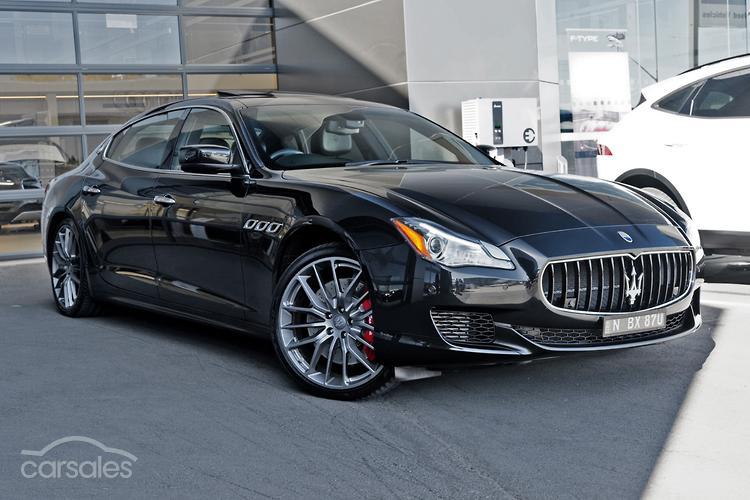 New Used Maserati Cars For Sale In Australia Carsales Com Au