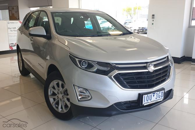 6565c40cad New   Used Holden Equinox cars for sale in Melbourne Victoria ...