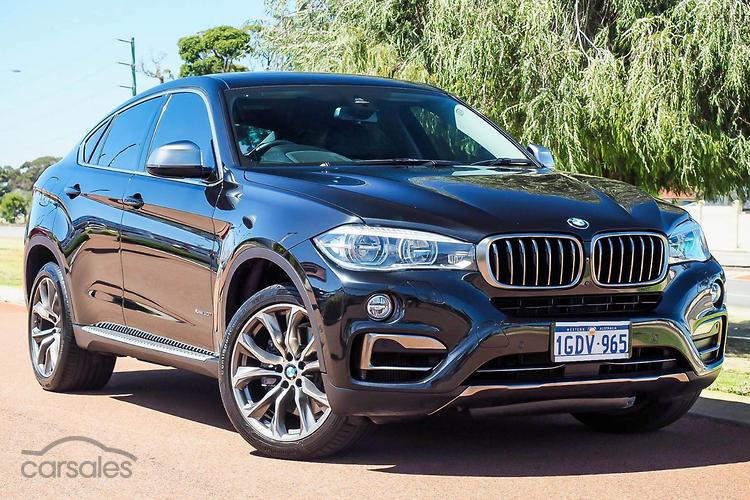 New Used Bmw X6 F16 Black Cars For Sale In Australia Carsales Com Au
