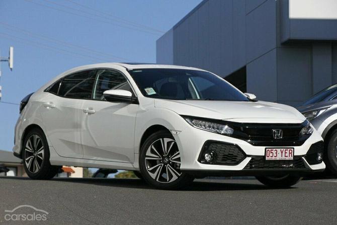 2017 Honda Civic VTi LX Auto MY17