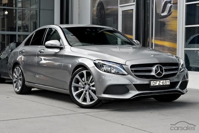 2016 Mercedes Benz C250 Auto