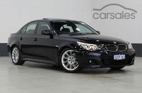 New  Used BMW 530i E60 cars for sale in Australia  carsalescomau