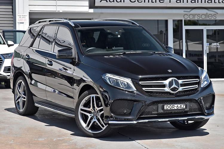New Used Mercedes Benz Gle350 Cars For Sale In Australia