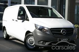 6b59cba5b49b8e New   Used Mercedes-Benz Vito 114BlueTEC cars for sale in Australia ...