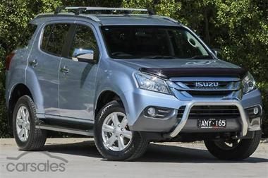 New used isuzu suv cars for sale in australia carsales 2014 isuzu mu x ls t auto 4x4 my15 sciox Image collections