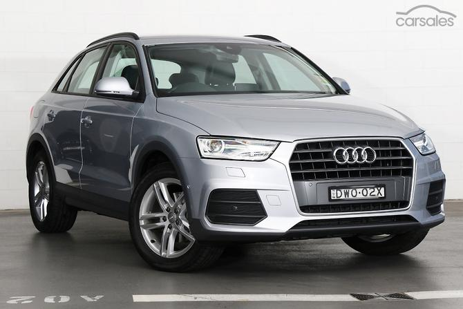 New Used Audi Q Cars For Sale In New South Wales Carsalescomau - Audi q3