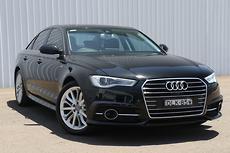 2016 Audi A6 S Line Auto My16