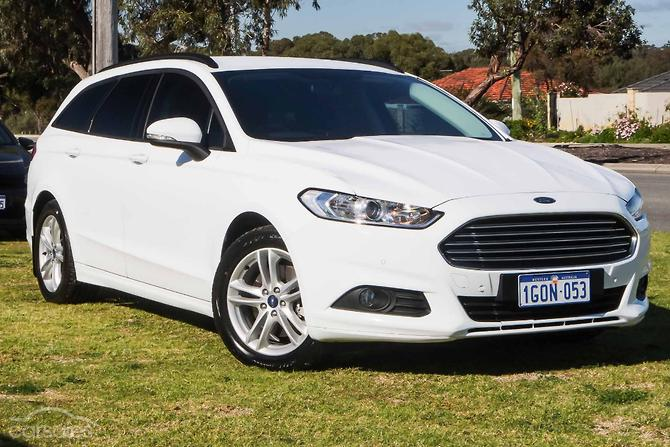 New Used Ford Mondeo Green 5 Doors 4 Cylinders Cars For Sale In