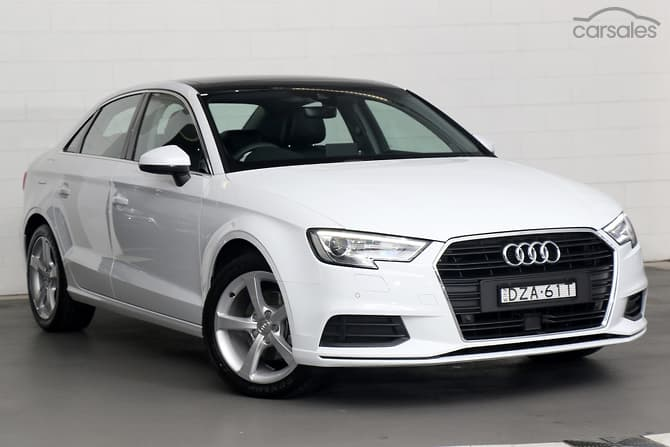 New Used Audi A3 White Cars For Sale In Australia Carsalescomau