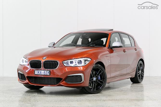 2017 BMW M140i F20 LCI 2 Auto