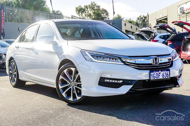 2018 Honda Accord VTi L Auto MY18