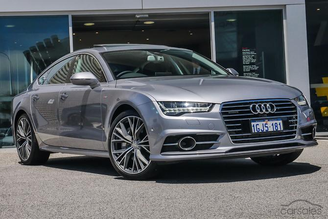 New Used Audi A Cars For Sale In Australia Carsalescomau - Audi car a7