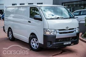 fcf8661680 New   Used Toyota Hiace cars for sale in Campbelltown Camden New ...