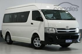 c2969223a5 New   Used Toyota Hiace cars for sale in City Of Busselton South ...