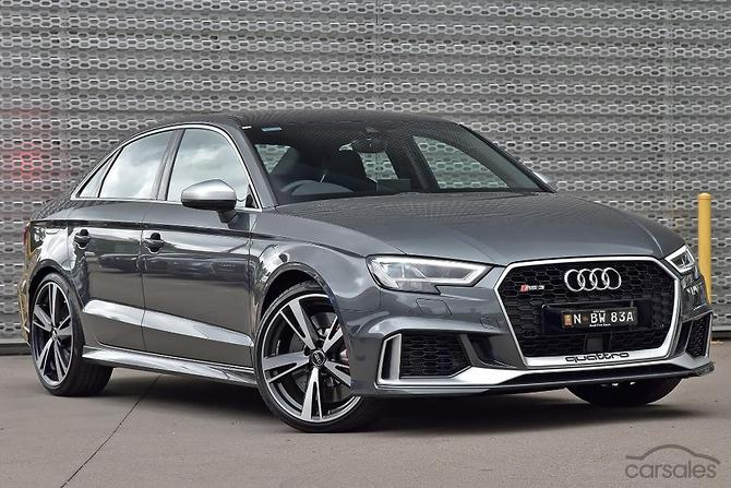 New Used Audi RS Cars For Sale In Australia Carsalescomau - Audi rs3