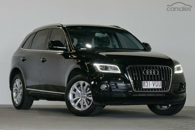 New Used Audi Black Cars For Sale In Australia Carsalescomau - Black audi
