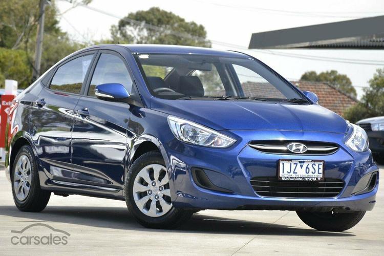 2017 Hyundai Accent Active Auto MY17