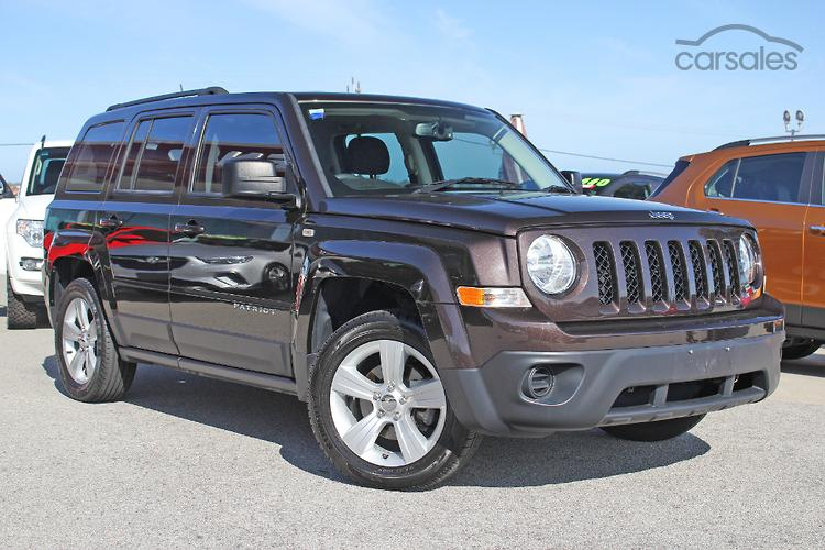 2014 Jeep Patriot Sport Auto 4x2 MY14
