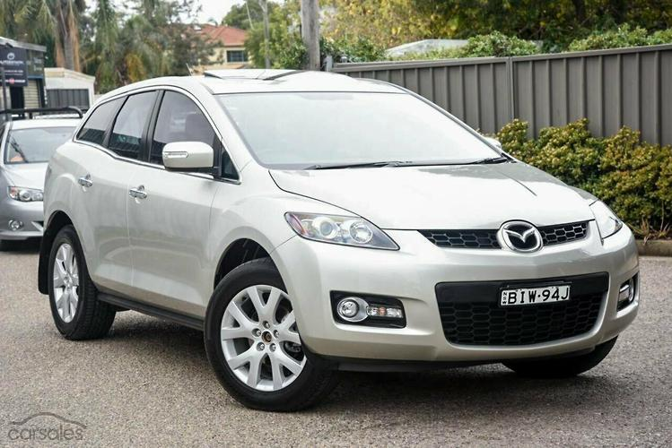 Awesome 2008 Mazda CX 7 Luxury ER Series 1 Auto 4WD MY07