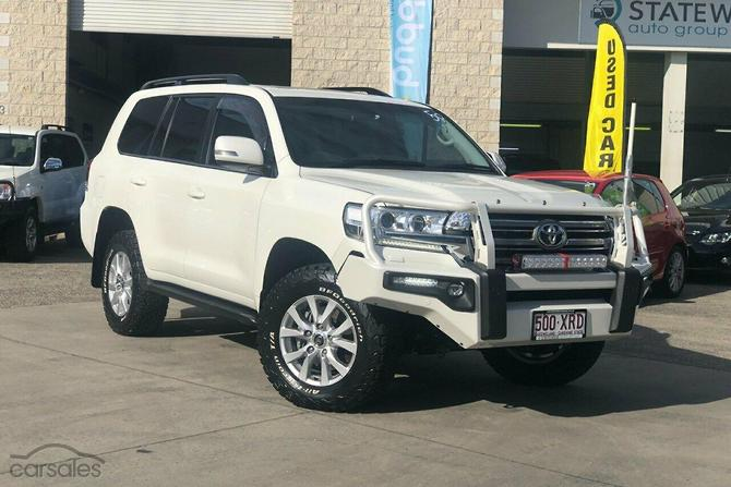acd51af6bc New   Used Toyota Landcruiser VX cars for sale in Australia ...