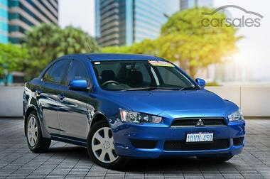 d80fcf93a631 New   Used Mitsubishi Lancer Blue cars for sale in Australia ...