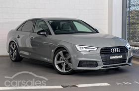 New Used Audi A4 Black Edition Grey Cars For Sale In Australia