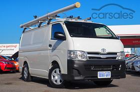 d332838abe New   Used Toyota Van cars for sale in Perth Western Australia ...