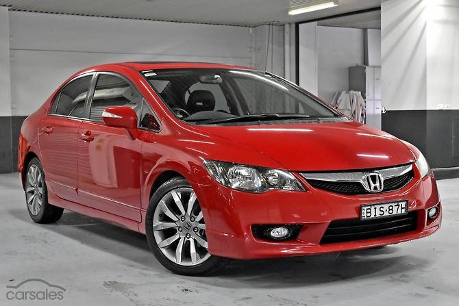 New Used Honda Civic Cars For Sale In Revesby Bankstown City