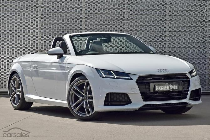 New Used Audi TT Cars For Sale In Australia Carsalescomau - Audit car