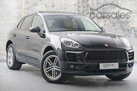 New Used Porsche Macan Black Cars For Sale In Australia Carsales