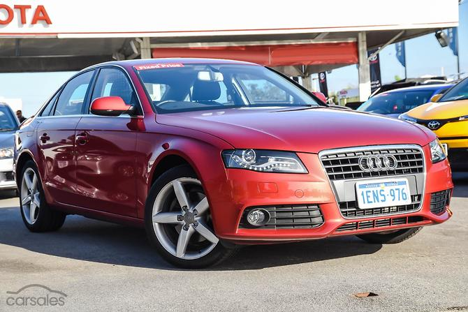 New Used Audi A4 Cars For Sale In Australia Carsalescomau