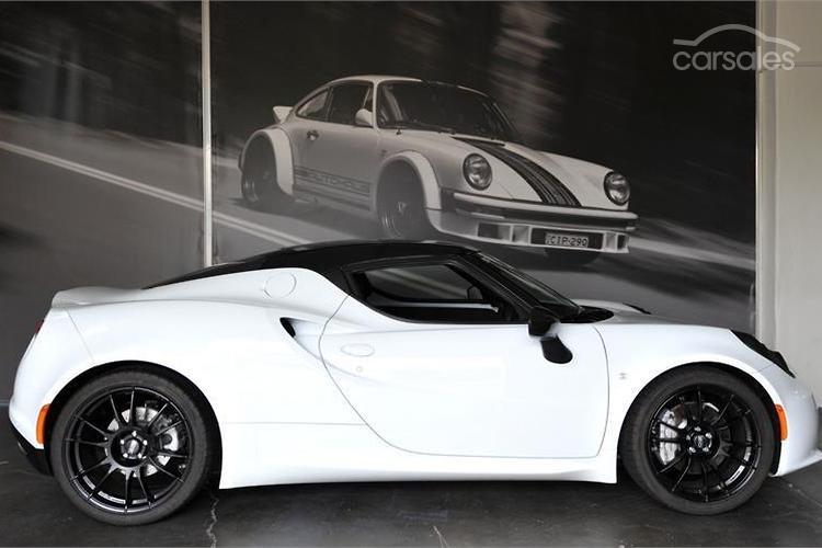 new & used alfa romeo 4c cars for sale in australia - carsales.au