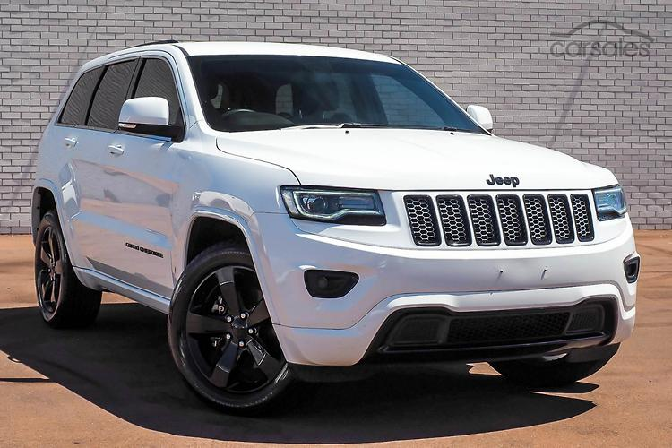 2014 Jeep Grand Cherokee Blackhawk Auto 4x4 MY14