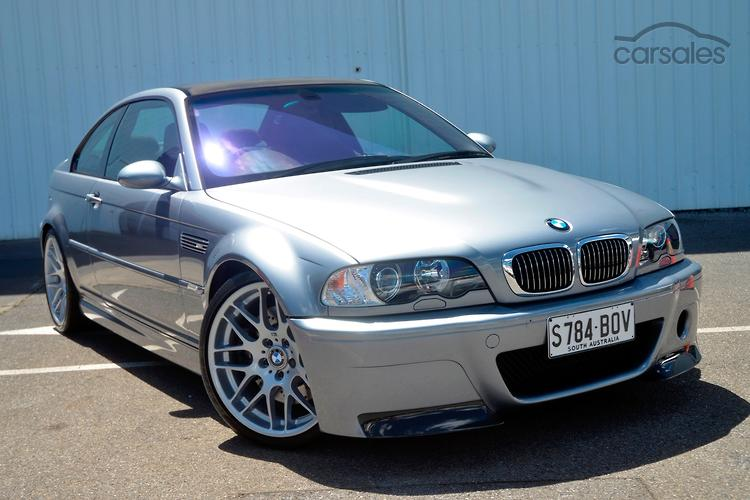 New Used Bmw M Models M3 Csl Cars For Sale In Australia Carsales